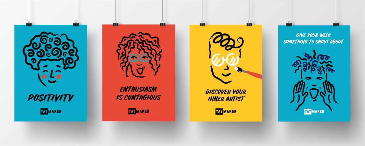 faces posters